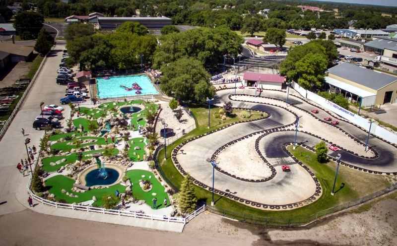 Casey S Amusement Park Alexandria Mn